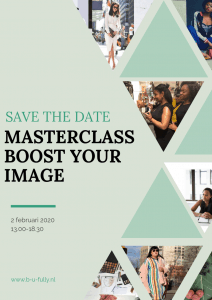 Masterclass boost your image