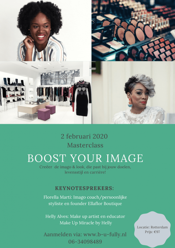 Boost your image