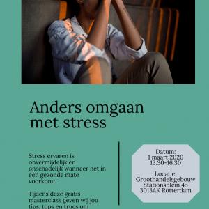 Anders omgaan met stress