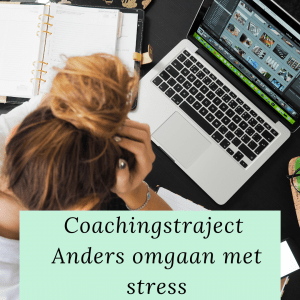 Coachingstraject anders omgaan met stress