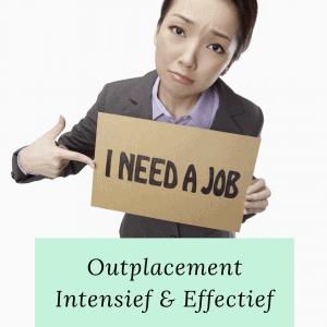 Outplacement intensief en effectief