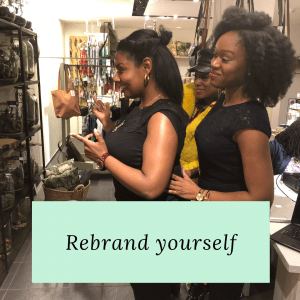 Rebrand Yourself