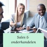 Sales en onderhandelen