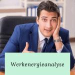 Werkenergieanalyse