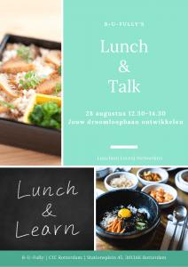 Lunch & talk droomloopbaan