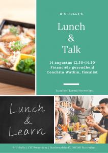 Lunch & Talk financiële gezondheid