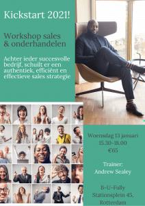 Workshop sales en onderhandelen